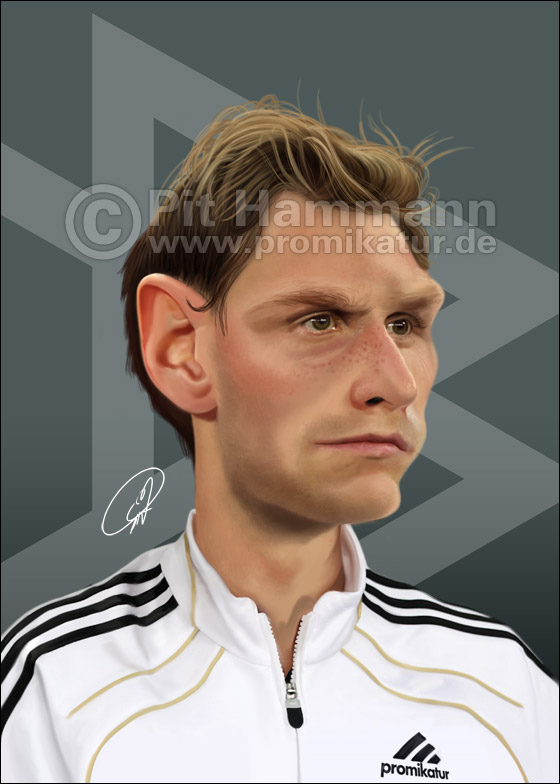 Benedikt Hoewedes Karikatur caricature caricatura | digitale Illustration