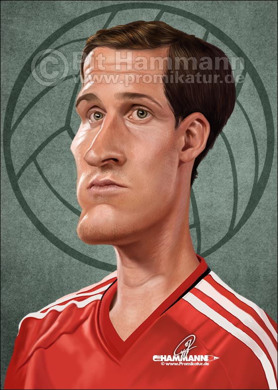 Sebastian Rudy Karikatur caricature caricatura | digitale Illustration