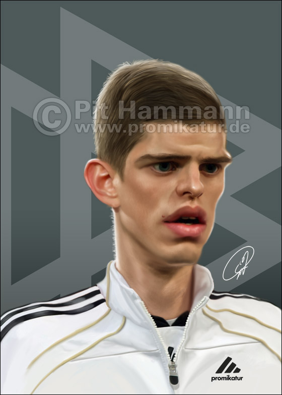 Sven Bender Karikatur caricature caricatura | digitale Illustration